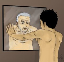 the_old_man_in_the_mirror_by_vergyl